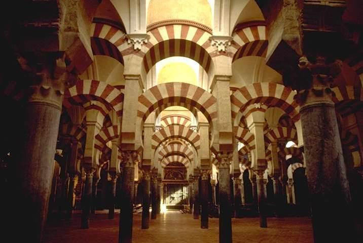 پاورپوینت بررسی مسجد جامع قرطبه، کوردبا - مسجد جامع سامرا، ابودلف -مسجد جامع قیروان