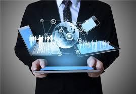 پاورپوینت رقابت از طریق فناوری اطلاعات
